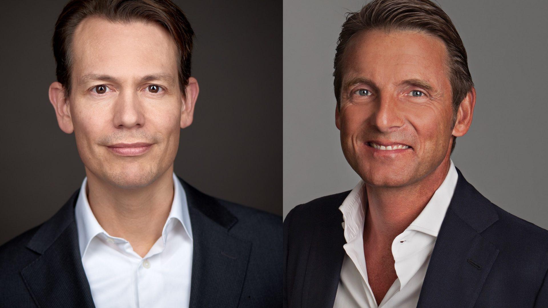 Sander Breugelmans en Maurits van Oranje